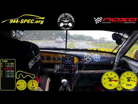 944Spec - NASA-SE - RRR - Savannah Sizzler 17 Sunday Race