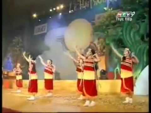 Chu voi con o Ban Don _Quynh Chi  do re mi 2007- Hoi trang ram HTV9