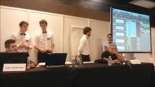 Finale des DUELS de TRADING FOREX 2014: Julien MONTEIRO vs Davide Biocchi 6/6