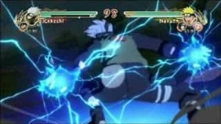 Naruto Ultimate Ninja Storm NEW Gameplay Pics