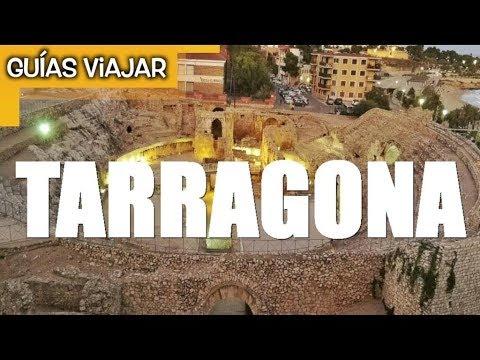 TARRAGONA - (1/4) Tarraco, puerto pesquero y castells