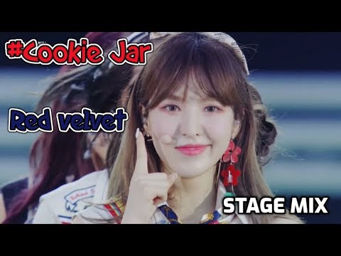 [Stage Mix] #Cookie Jar - Red Velvet