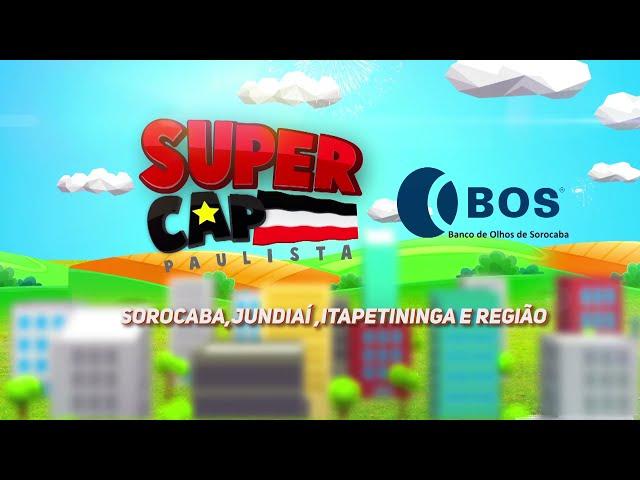 Ganhadores Supercap Paulista - 25/07/2021 -  BOM DIA GANHADORES