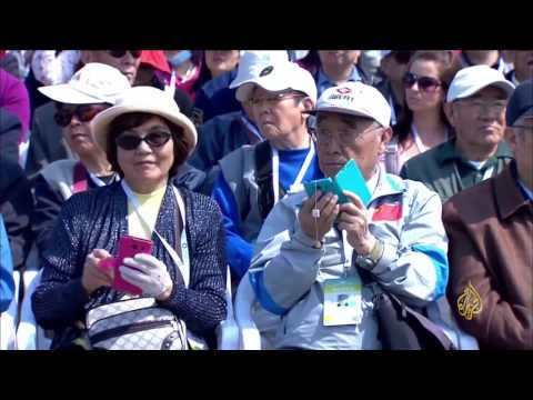 هذا الصباح-فرق الطيران البهلواني تبهر الجماهير الصينية  - نشر قبل 47 دقيقة