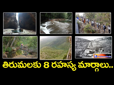 Eight Secret Ways To Tirumala Tirupati Devasthanam ||Top Telugu Media ||