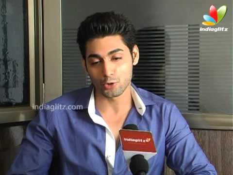 Ruslaan Mumtaz Interview On I Dont Luv U |Bollywood Movie | Ruslaan Mumtaz, Chetna Pandey |