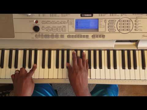 Gospel Church Preacher Chords In (F MAJOR) Piano tutorial