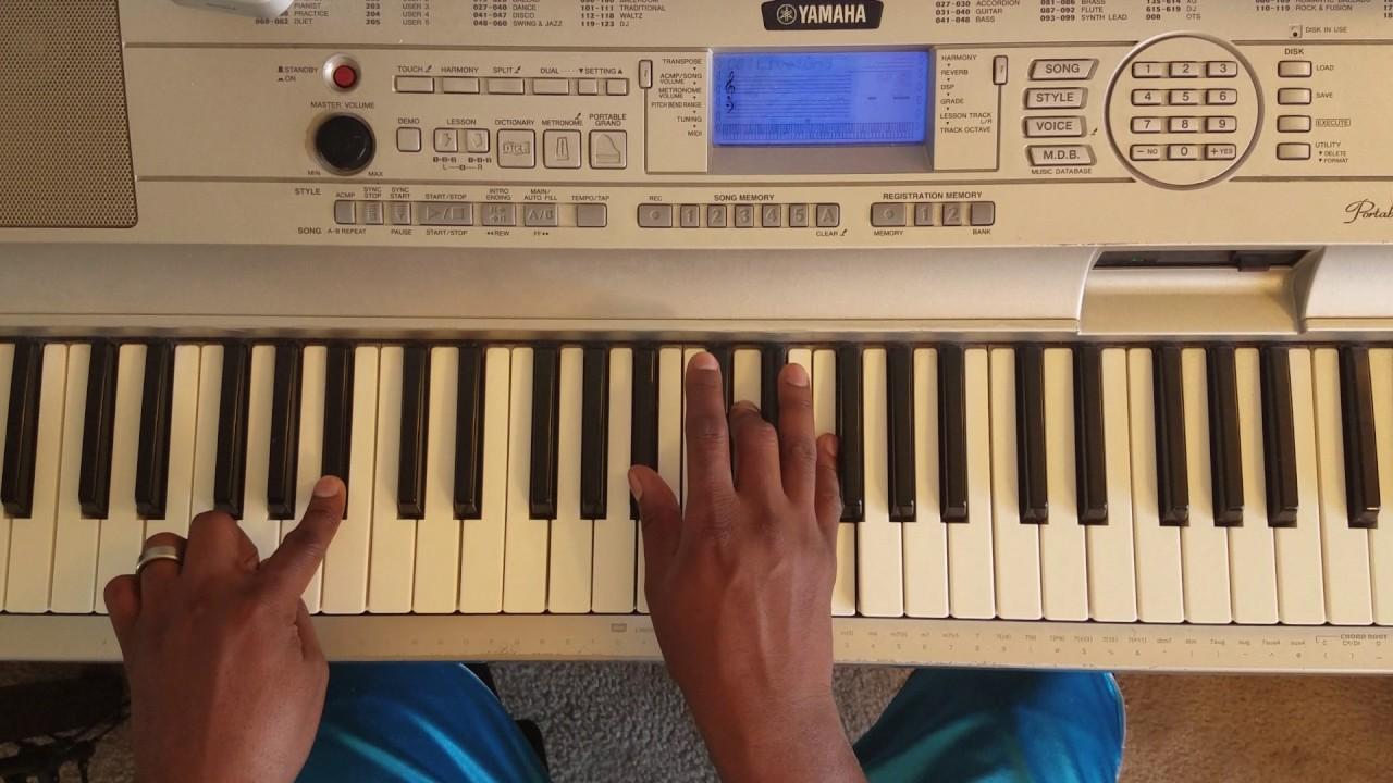 Gospel church preacher chords in f major piano tutorial youtube gospel church preacher chords in f major piano tutorial hexwebz Images