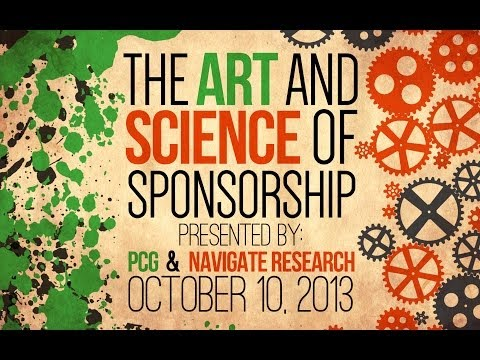 Art + Science of Sponsorship Webinar