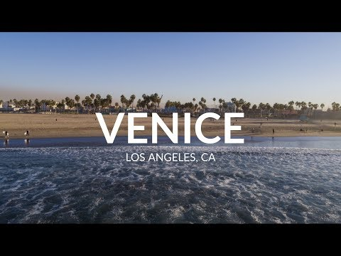 Venice Beach, Los Angeles CA