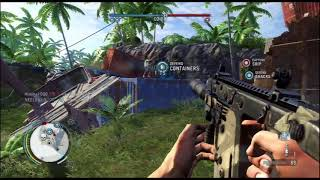 Far Cry 3 multiplayer gameplay #54(Crap)
