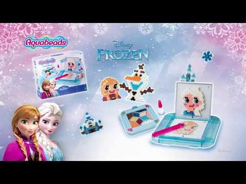 Aquabeads Kunstenaarskoffertje En Frozen Knutselen Met Kinderen