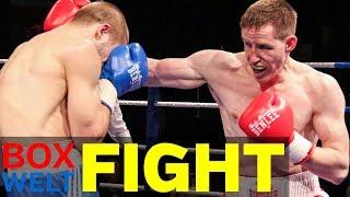 Alexander Pavlov vs Andrey Chentsov - 4 rounds middleweight - 08.04.2018 - Hamburg