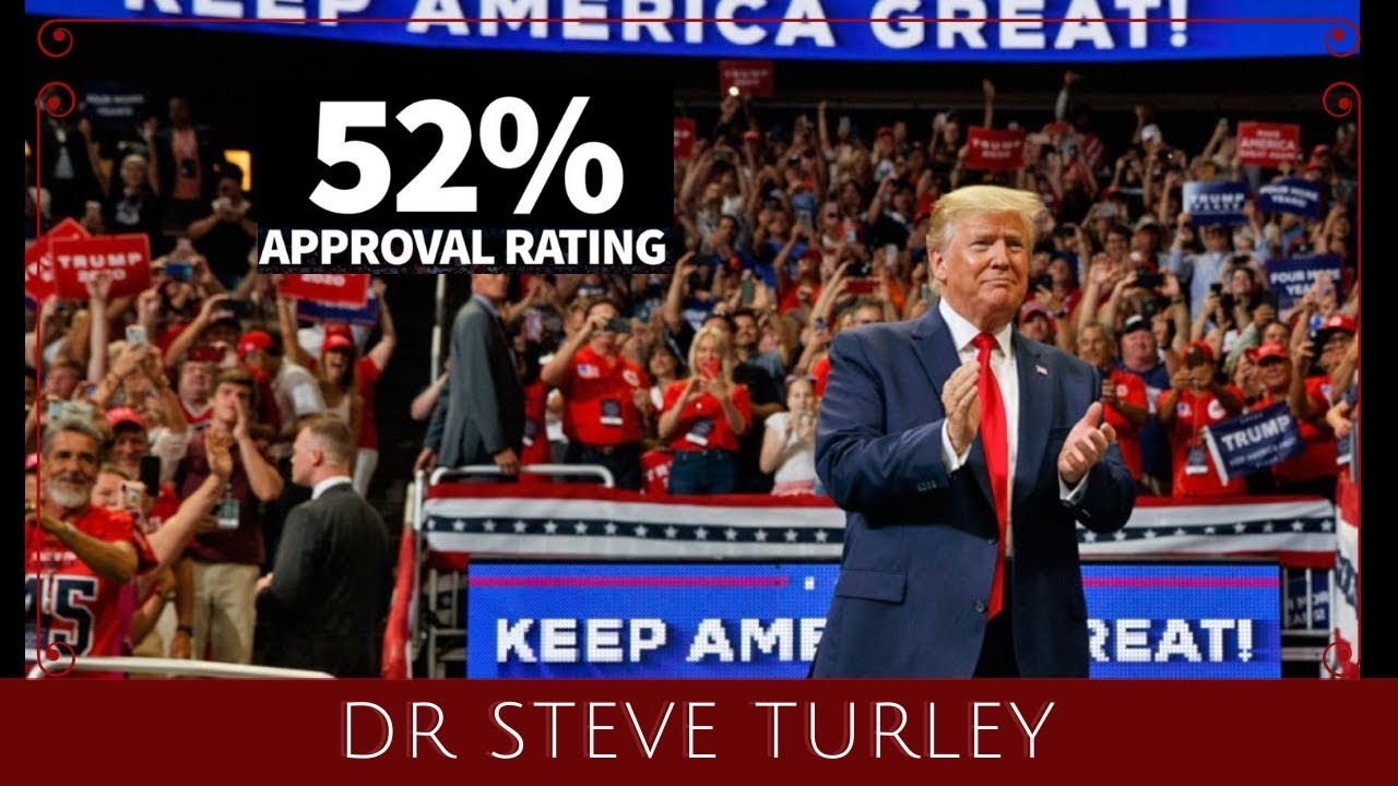 BOOM! Trump Approval SOARS to 52% as Dems Announce Impeachment!!!