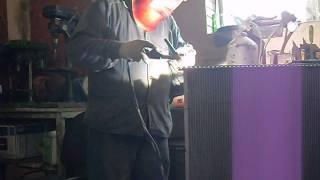 радиаторын жөндеу