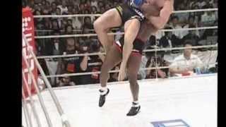 Fedor Emileanenko x Kevin Handleman (Fantastic Suplex) - Pride: Final Conflict 2004