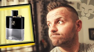 I ONLY Wore CH MEN PRIVE for a WEEK! | Scent of the Week