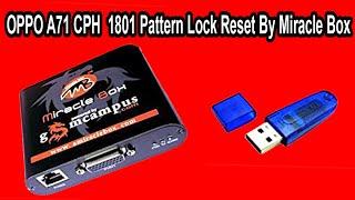 Oppo A71 Pattern Unlock File