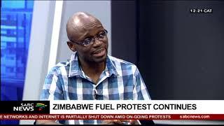 Dr Vusimuzi Sibanda on Zimbabwe situation