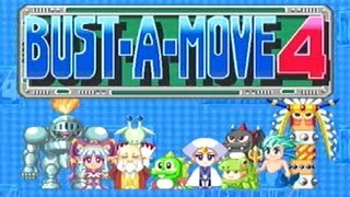 RG104: Bust-A-Move 4 (Puzzle Bobble 4) - Story Mode