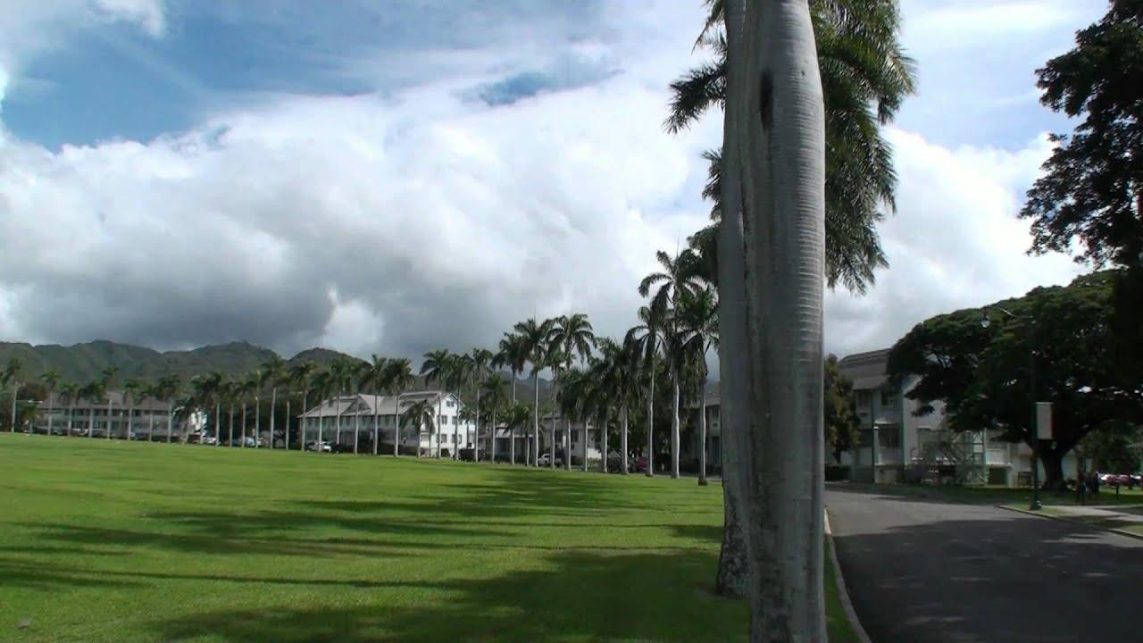 Fort Shafter  Hawaii  November 2010