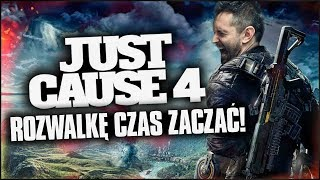 Just Cause 4 [#1] DO YAPPY! | Rojo Gameplay