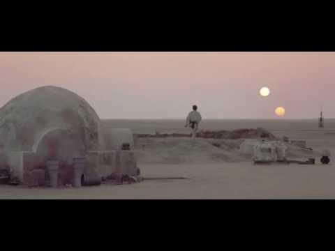 Star Wars: The Force Theme  John Williams 1 Hour Loop
