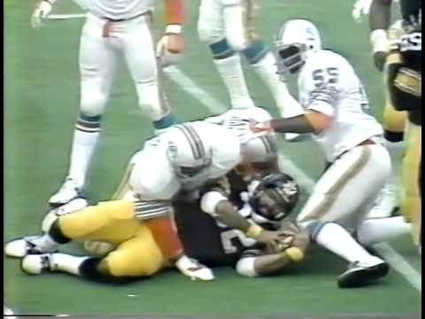 1979 AFC Playoffs Steelers 34 vs Dolphins 14