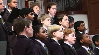 Going Home by Antonin Dvorak sung the Georgia Boy Choir