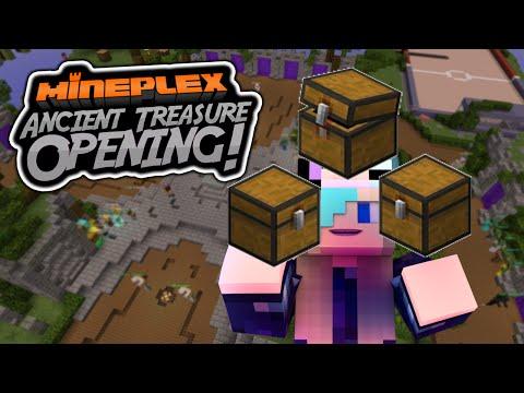 MINEPLEX ANCIENT CHEST OPENING - Minecraft