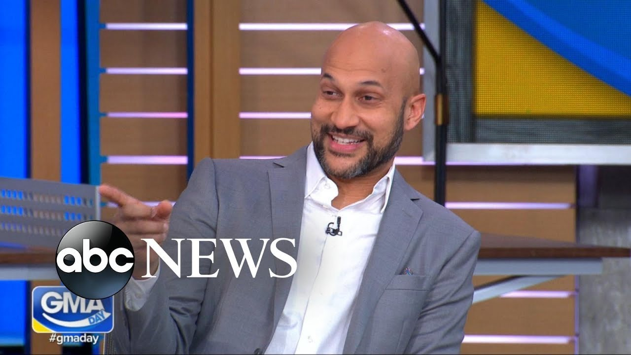 Keegan-Michael Key on the Netflix show 'Friends From College' image