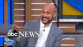 Keegan-Michael Key on the Netflix show 'Friends From College'