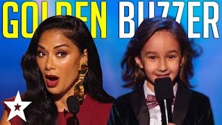 Kid Comedian SHOCKS The Judges With RUDE Jokes On Australia's Got Talent! | Got Talent Global