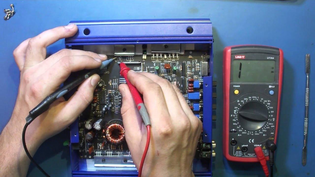 Ремонт автомобильного усилителя своими руками фото 922