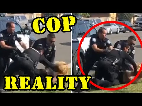 """The Truth Behind """"Good Cops"""" Who Stopped the """"Bad cop"""" from Punching a Handcuffed Woman"""