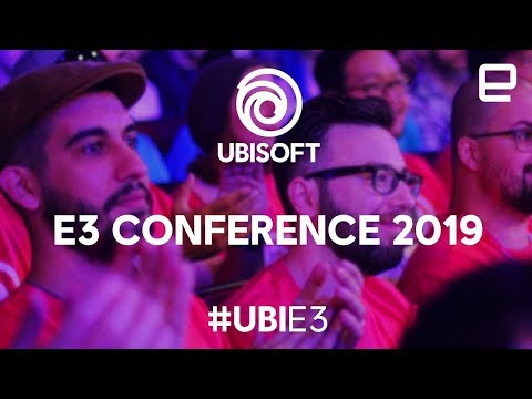 Ubisoft E3 2019 Press Conference: Watch with us LIVE