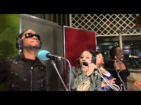 Stylo G performs Bob Marley's 'Turn The Lights Down Low'