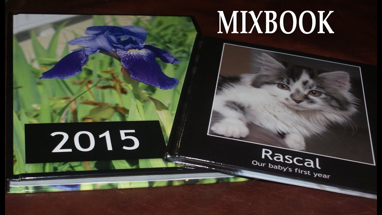 mixbook how to create a scrapbook online youtube