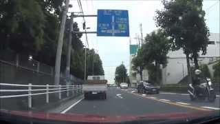 【街並み】川崎市宮前区五所塚~北部市場