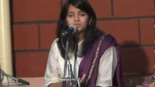 Apni tasveer ko aankhon se (Ghazal) - Cover by Rithisha Padmanabh