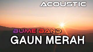 GAUN MERAH SONIA COVER ADIE BUME ft ANDY DOBUX