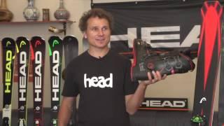 Видеообзор горнолыжных ботинок для фрирайда и фристайла Head Hammer & Thrasher 16-17 года.