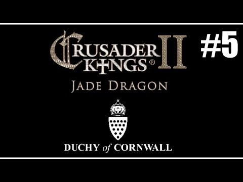 Let's Play Crusader Kings 2: Duchy of Cornwall - #5 Mercia dun goofed