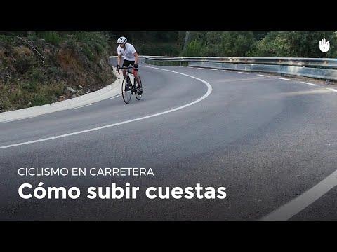 Aprende a subir puertos y cuestas | Ciclismo en carretera