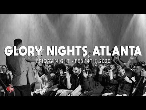 GLORY NIGHTS ATLANTA 2020 // ONE THING THAT I ASK // FRIDAY NIGHT // BRIAN GUERIN