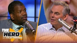 Rob Parker on lack of real player rivalries, AD not fitting with Lakers, Zion & Yankees | THE HERD