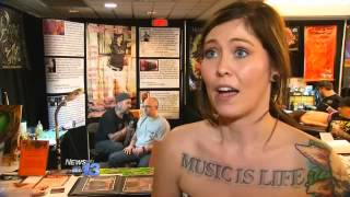 Special Report: Tattoo Addiction