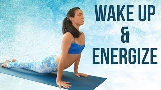 Rev Up Your Metabolism & Boost Energy ♥ Beginners Yoga for Weight Loss & Total Body Toning Workout