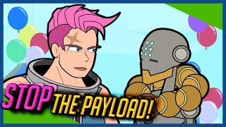 STOP the Payload! - An Overwatch Cartoon (Wronchi Animation)