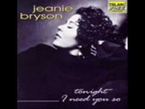 Jeanie Bryson - Moonlight In Vermont